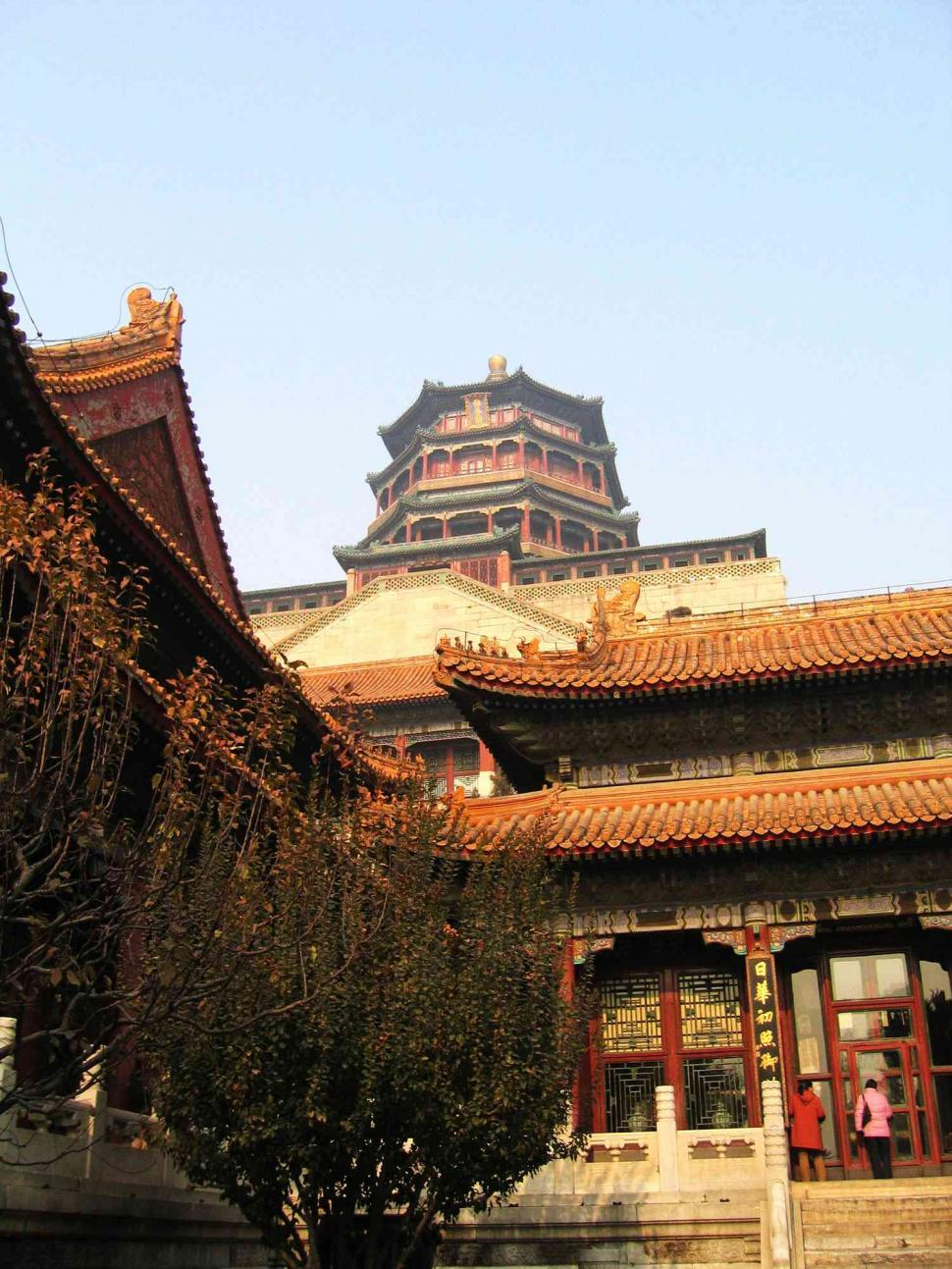 Download Free Stock HD Photo of Chinese architecture Online