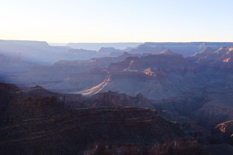 Download Free Stock HD Photo of Grand Canyon Sunset Online