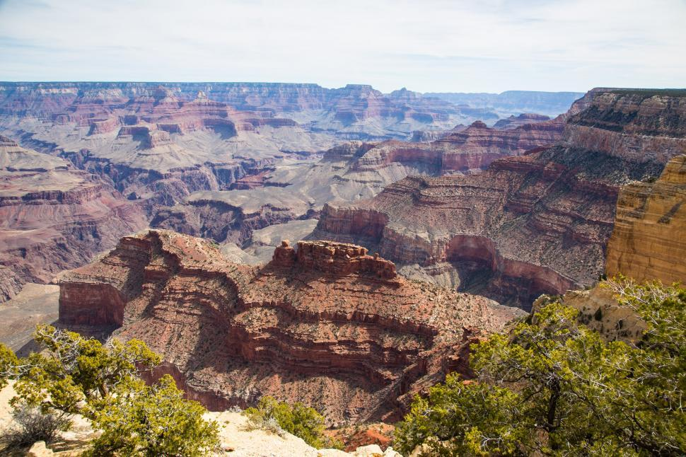 Download Free Stock HD Photo of Scenic view, Grand Canyon Online