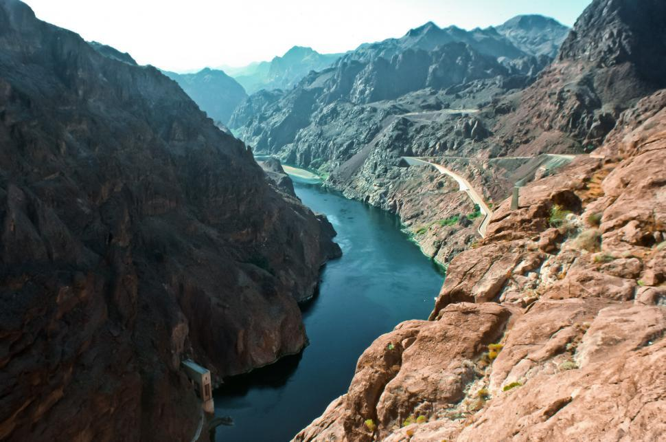 Download Free Stock HD Photo of Colorado River  Online