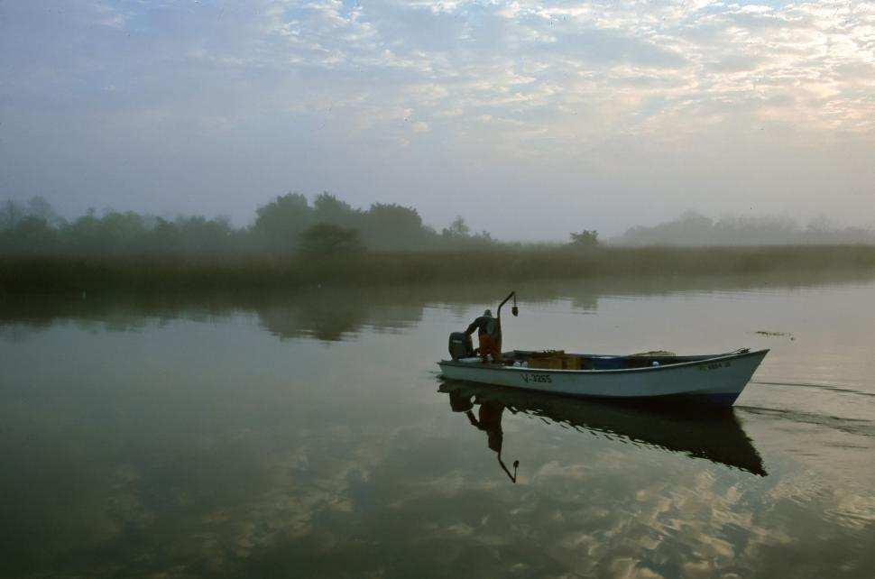 Download Free Stock HD Photo of Early Morning Fishing Online