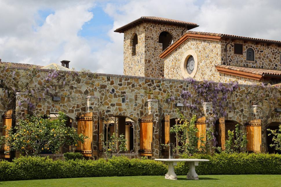 Download Free Stock HD Photo of Stone Villa Online