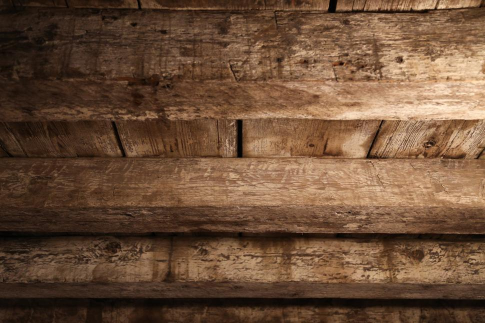 Download Free Stock HD Photo of Beams in ceiling Online