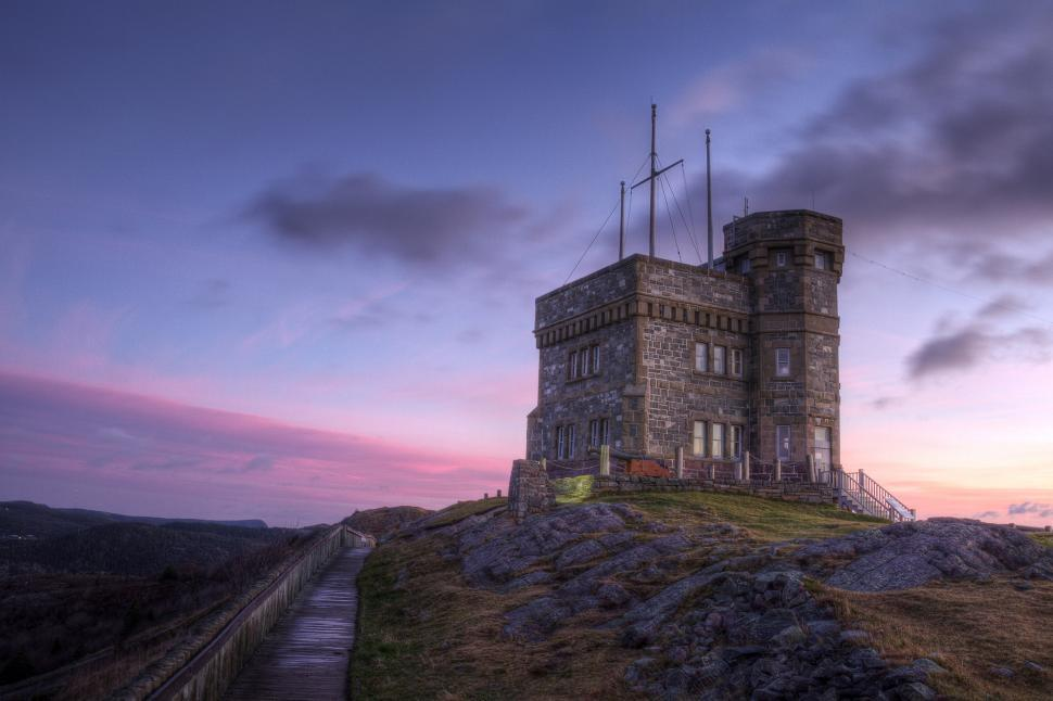 Download Free Stock HD Photo of Cabot Tower Online