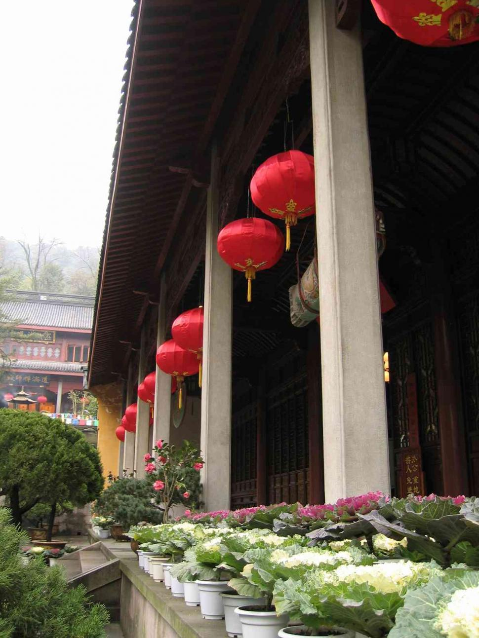 Download Free Stock HD Photo of Chinese temple Online
