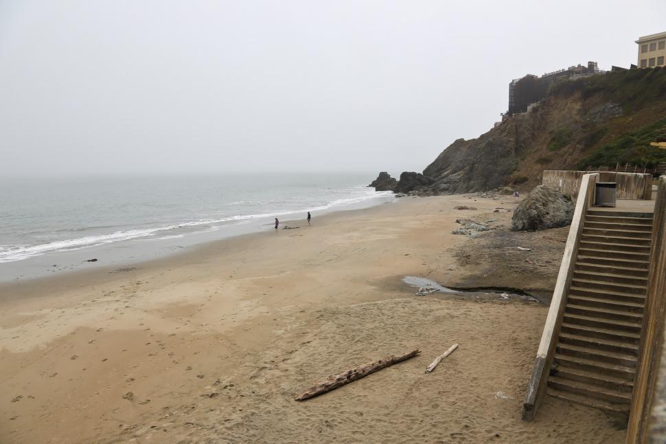 Download Free Stock HD Photo of China Beach, San Francisco Online