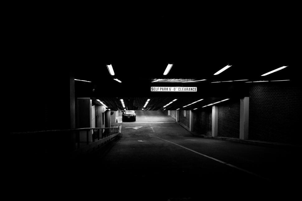 Download Free Stock HD Photo of Parking lot Online