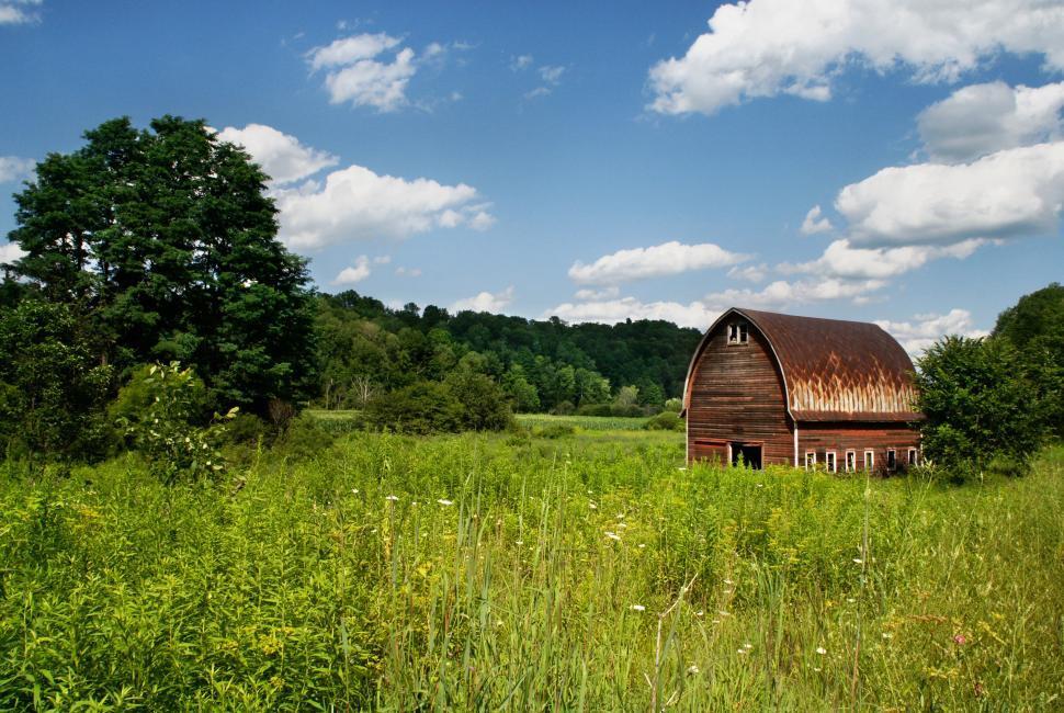 Download Free Stock HD Photo of Farm Barn Online