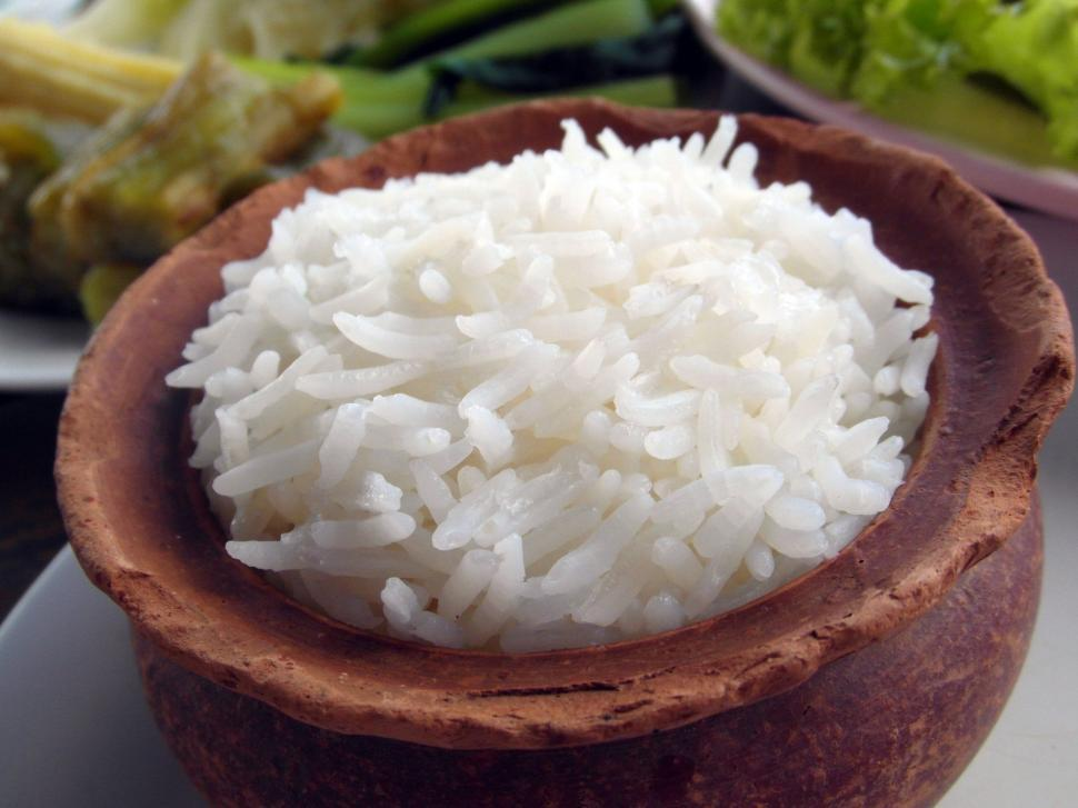 Download Free Stock HD Photo of Rice Bowl Online