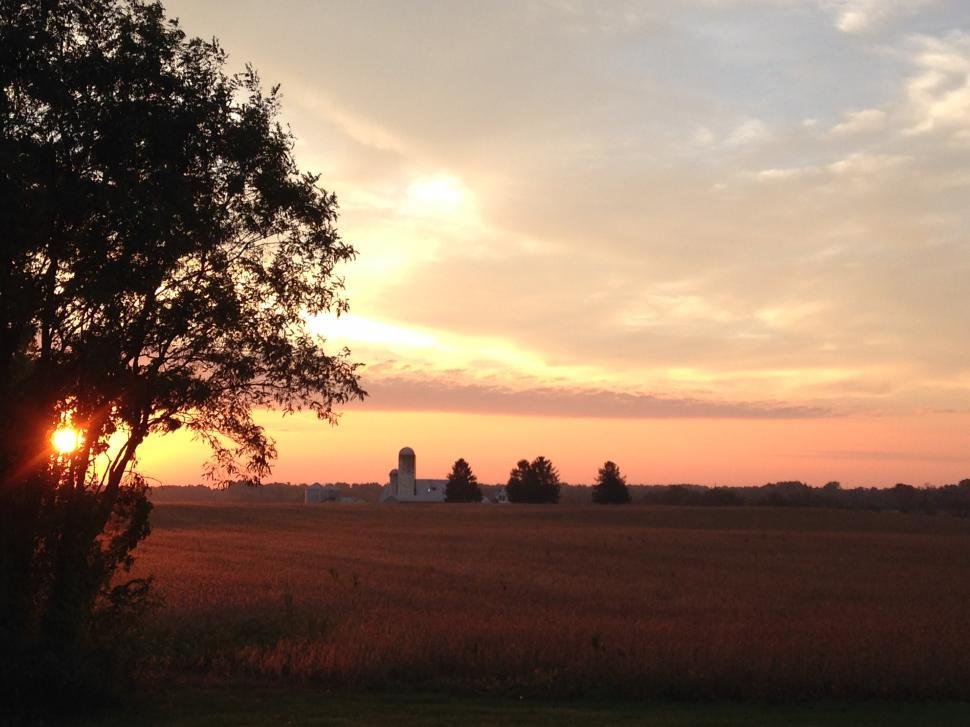 Download Free Stock HD Photo of Sunrise in the Country Online