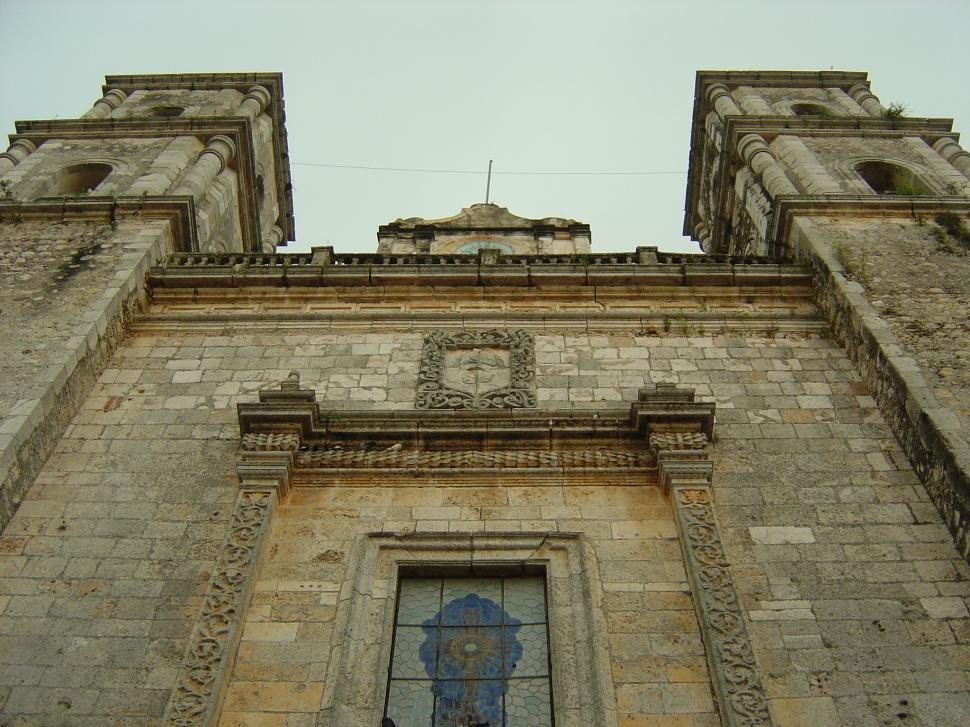 Download Free Stock HD Photo of Mexican Cathedral Online