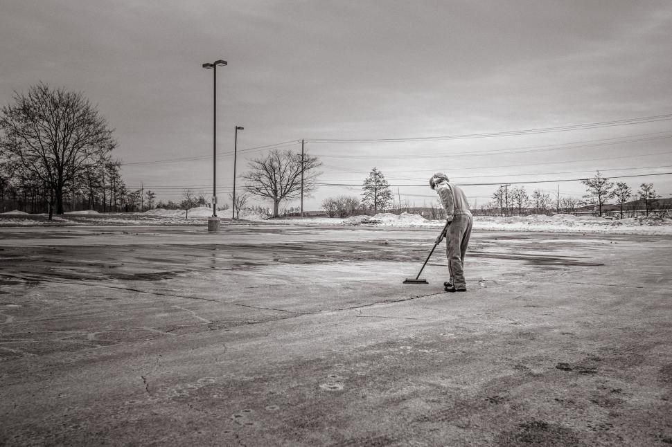 Download Free Stock HD Photo of Snow removal Online
