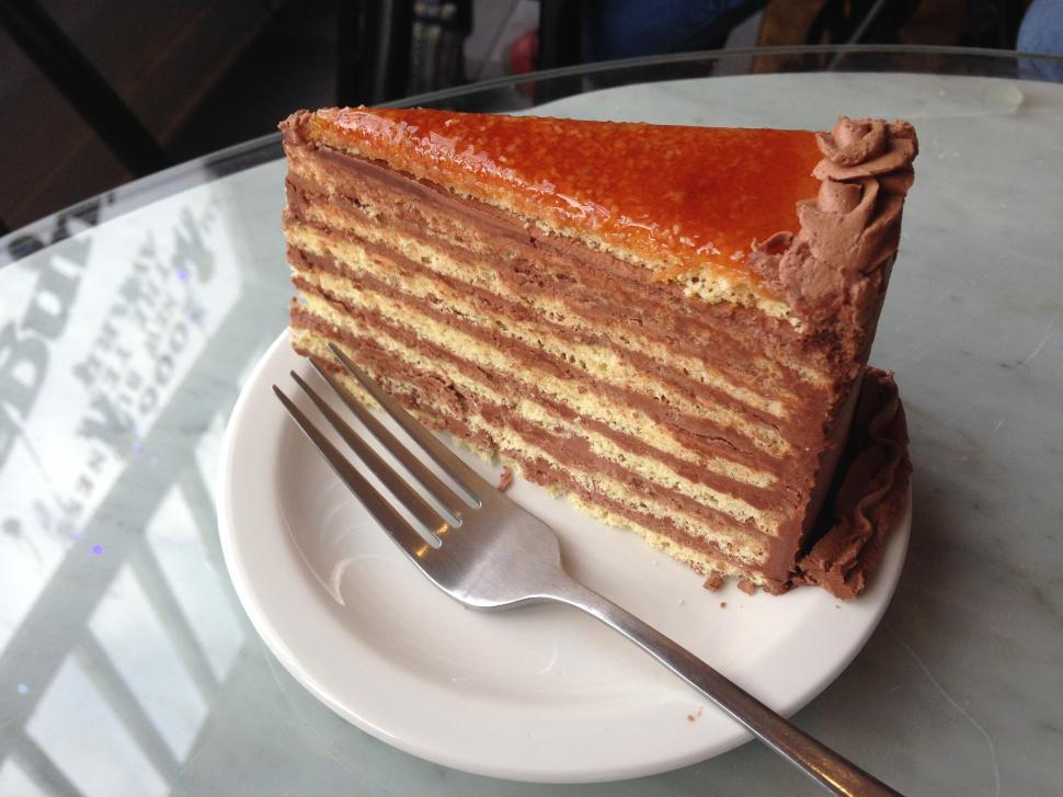 Download Free Stock HD Photo of Dobos Torte Online