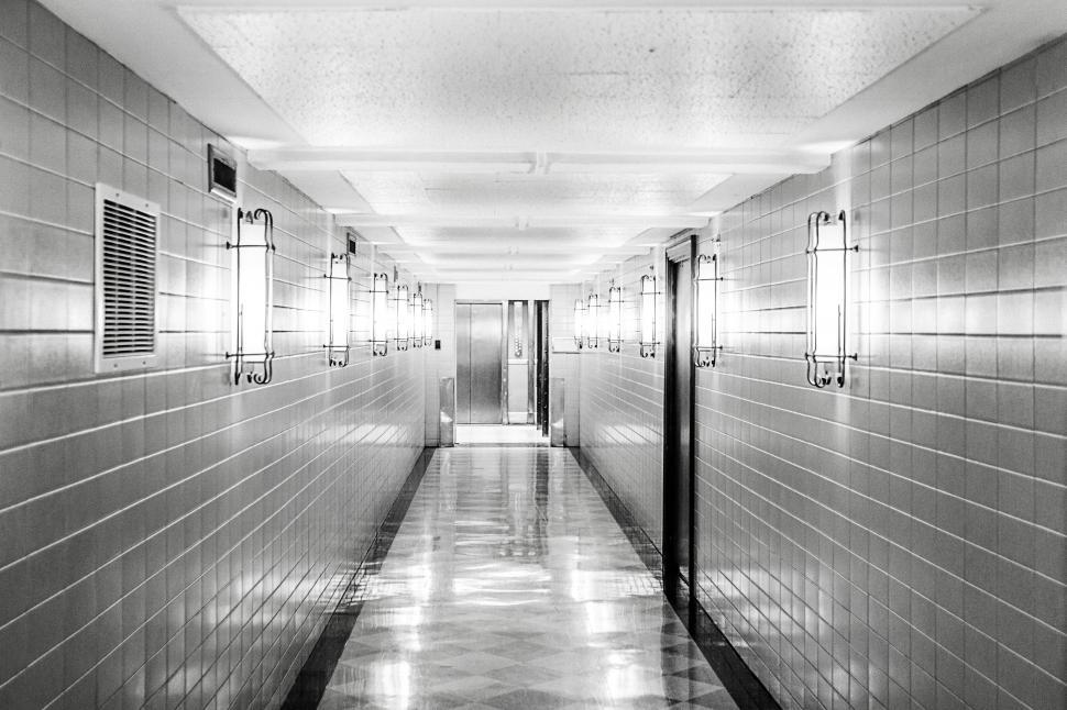 Download Free Stock HD Photo of Corridor Online