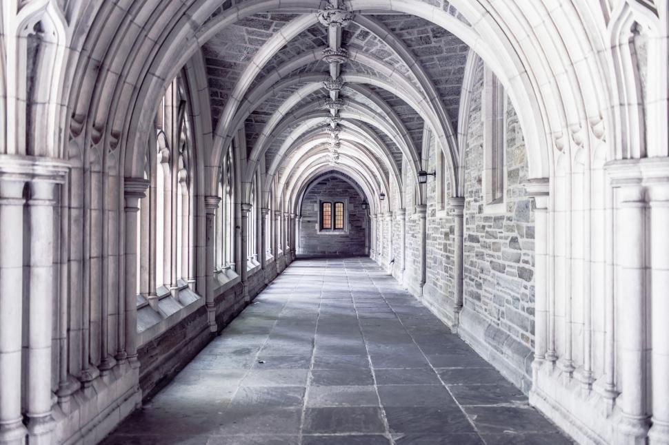 Download Free Stock HD Photo of Corridor Online