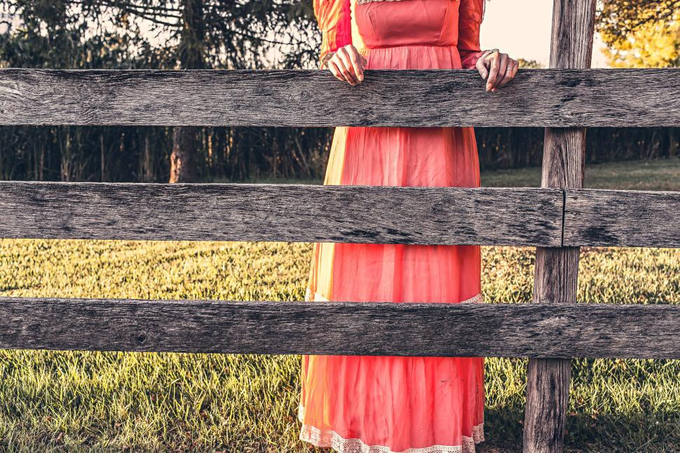 Download Free Stock HD Photo of Woman at Ranch Online