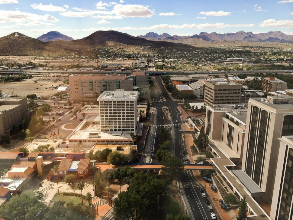 Download Free Stock HD Photo of Tucson, Arizona Online
