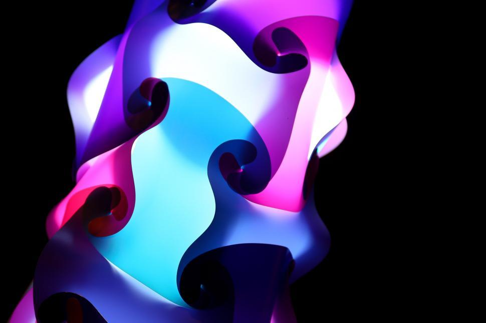 Download Free Stock HD Photo of Glowing design Online