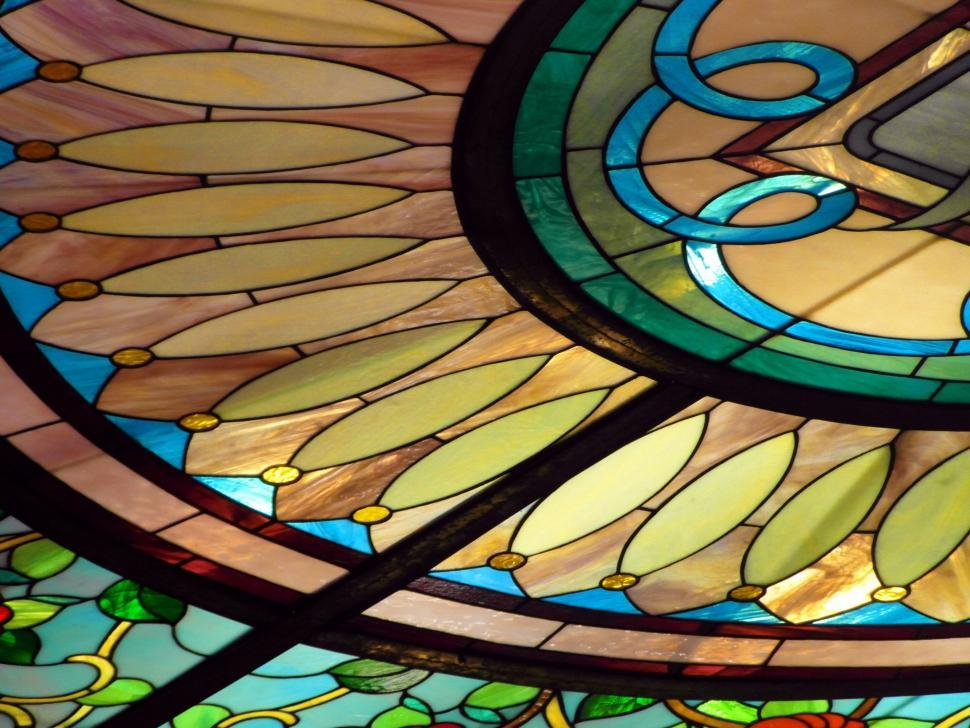 Download Free Stock HD Photo of Stained Glass Window Online