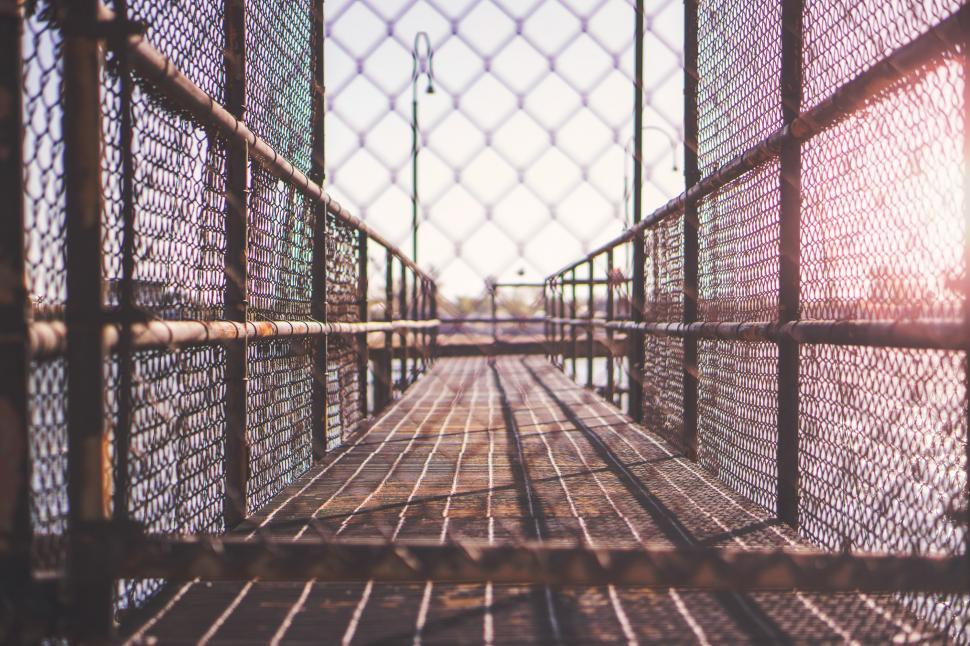 Download Free Stock HD Photo of Chain link wire mesh Online