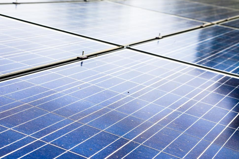 Download Free Stock HD Photo of Solar panels energy Online