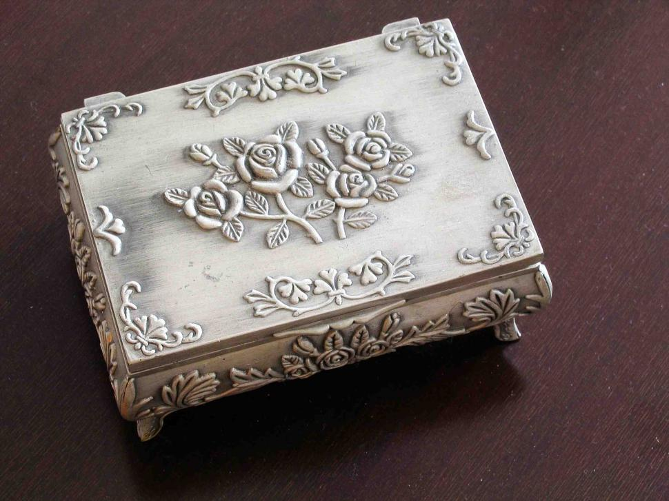 Download Free Stock HD Photo of Jewelry box Online