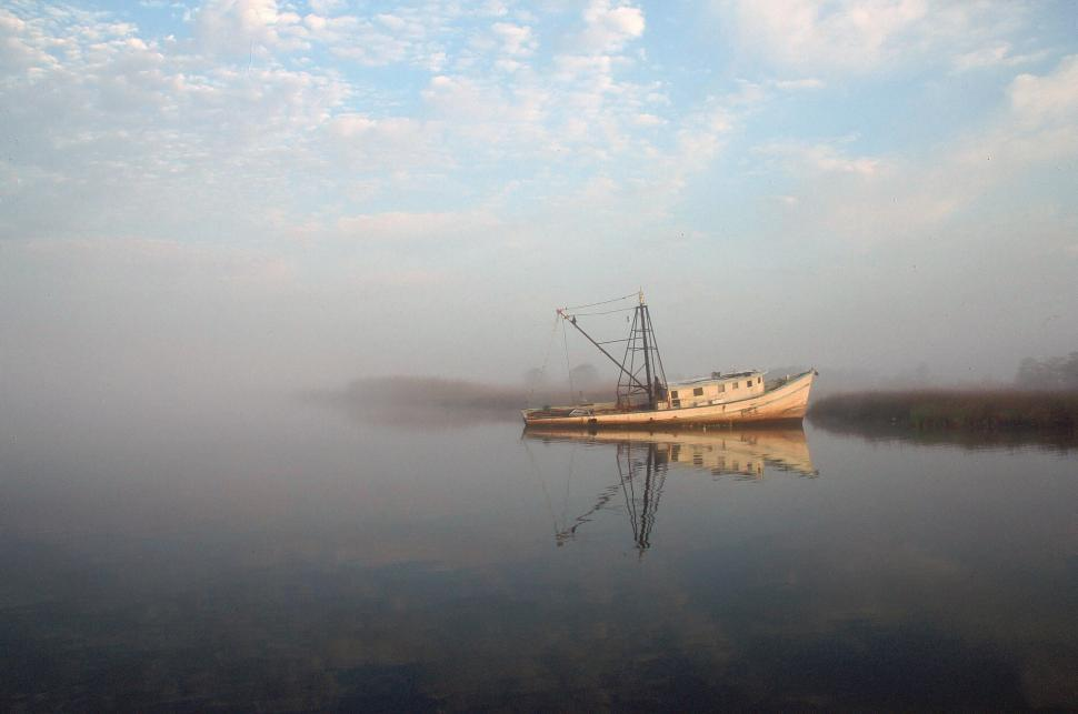 Download Free Stock HD Photo of Fishing Boat Online