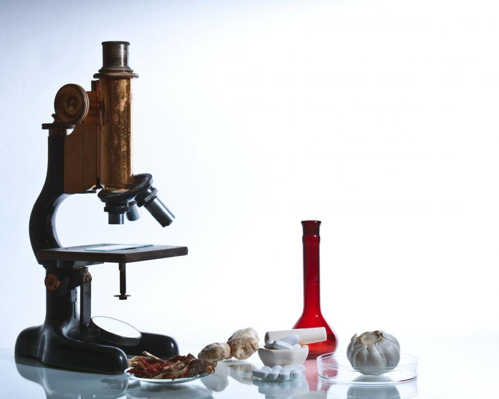 Download Free Stock HD Photo of Homeophatic medical science Online