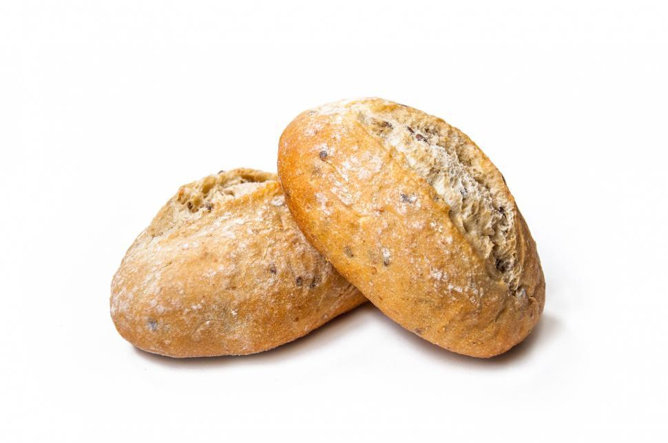 Download Free Stock HD Photo of Fresh whole grain bread Online