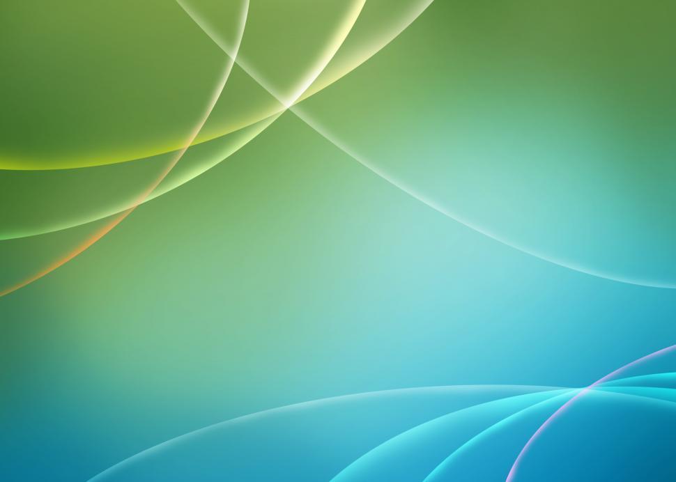 Download Free Stock HD Photo of Light streaks wallpaper green Online