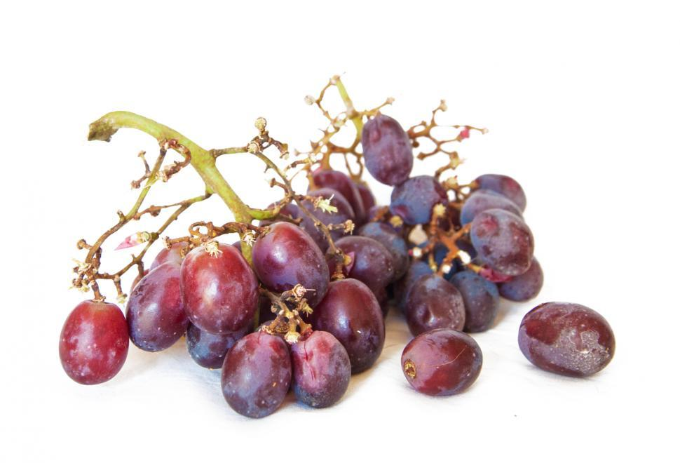 Download Free Stock HD Photo of Purple grapes Online