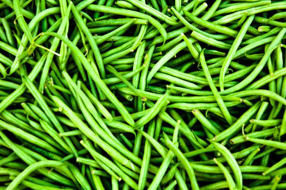 Download Free Stock HD Photo of Green beans Online