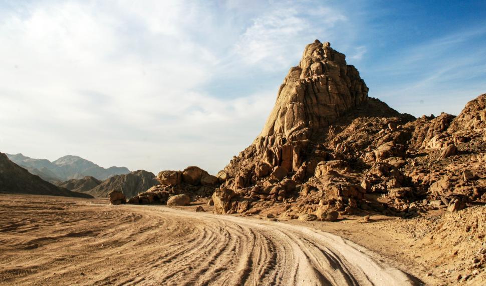 Download Free Stock HD Photo of Desert landscape Online