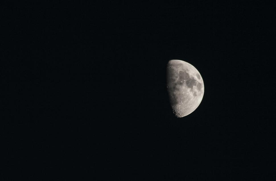 Download Free Stock HD Photo of The Moon Online