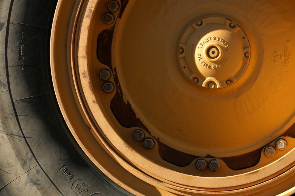 Download Free Stock HD Photo of Machine wheel Online