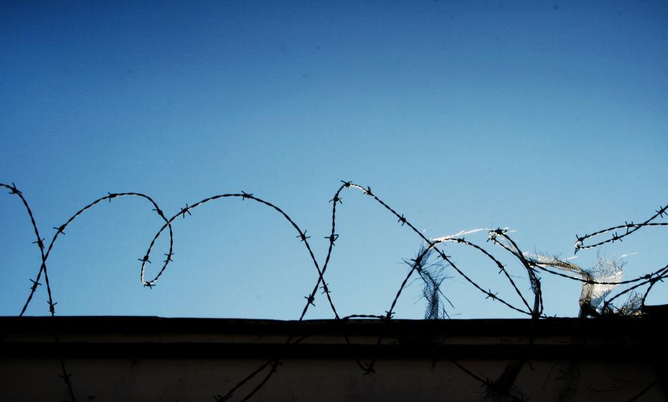 Download Free Stock HD Photo of Barbwire Online