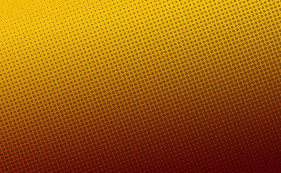 Download Free Stock HD Photo of Orange halftone dots background Online