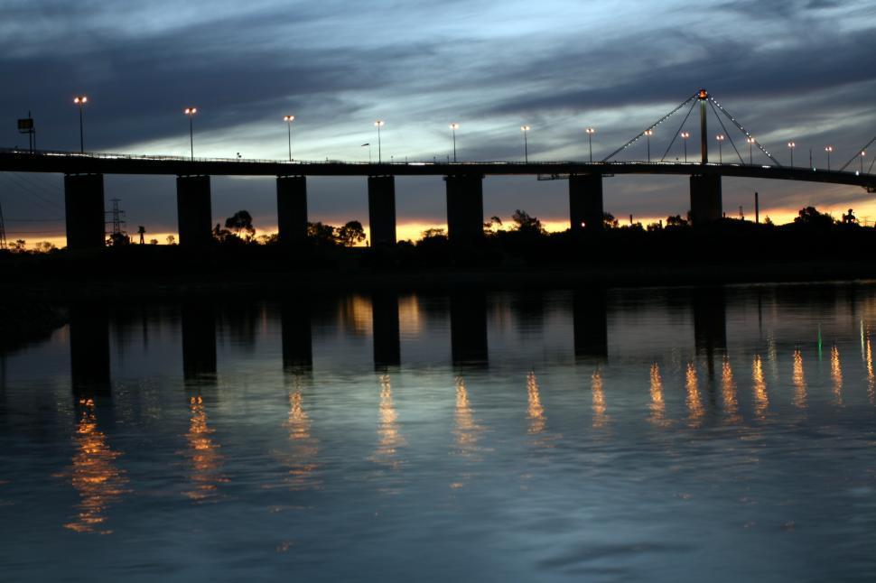 Download Free Stock HD Photo of Westgate Bridge Online