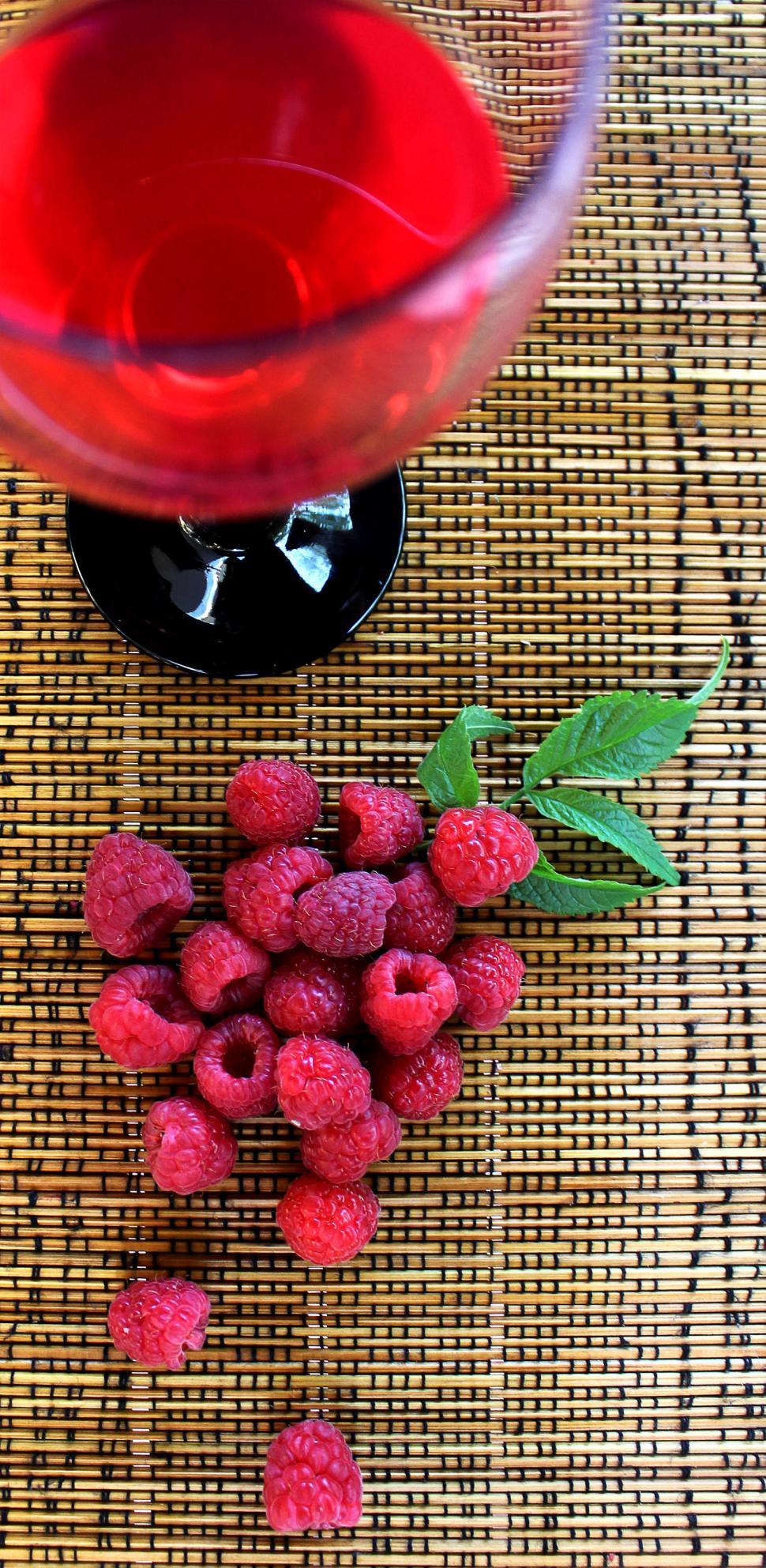 Download Free Stock HD Photo of Juicy raspeberries Online