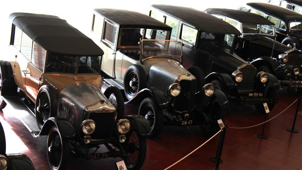Download Free Stock HD Photo of Vintage Cars - exhibition Online