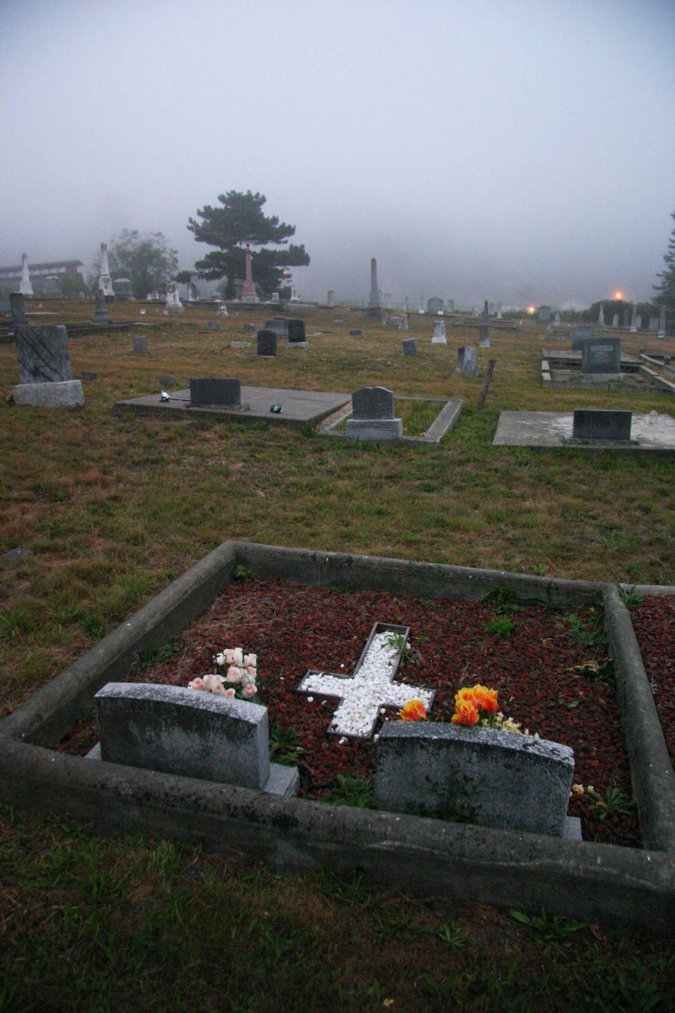 Download Free Stock HD Photo of Burial plots Online