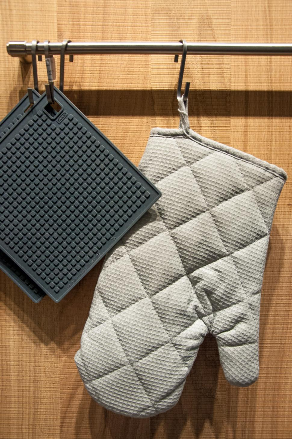 Download Free Stock HD Photo of Oven gloves Online