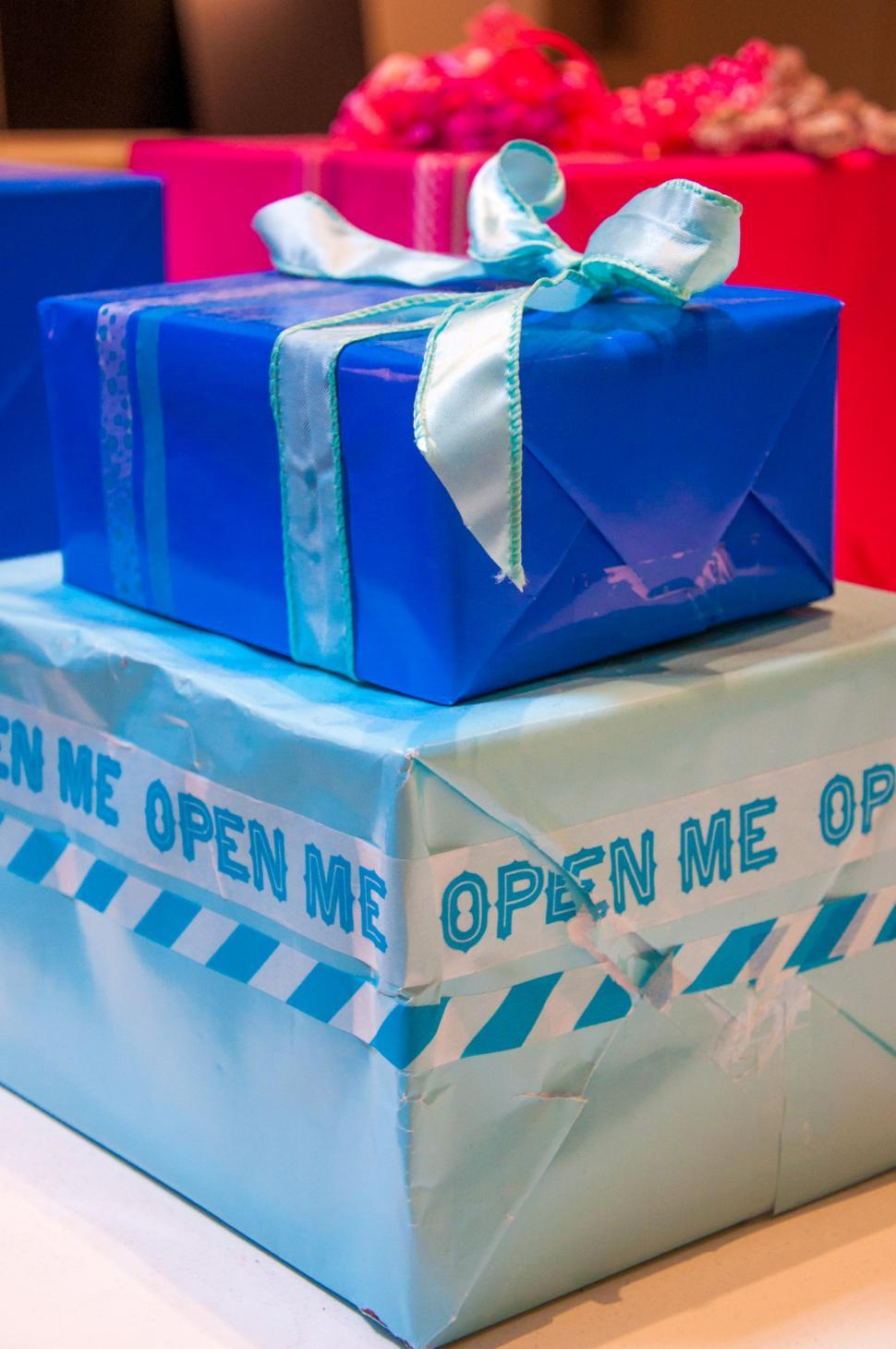 Download Free Stock HD Photo of gift boxes Online