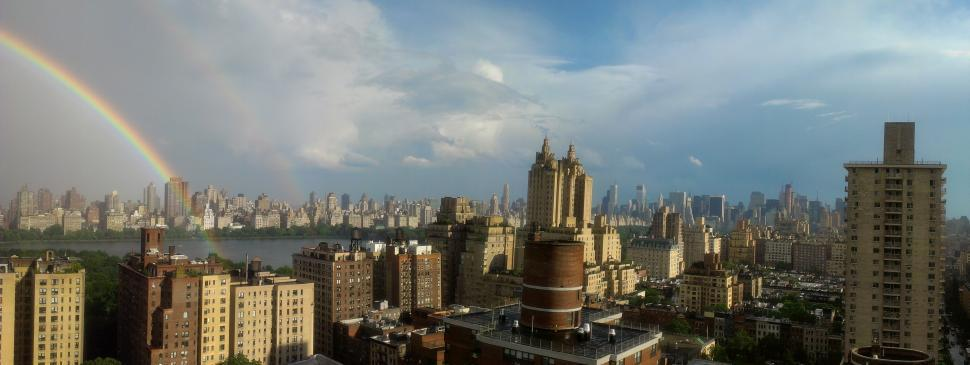 Download Free Stock HD Photo of NY Skylines Online