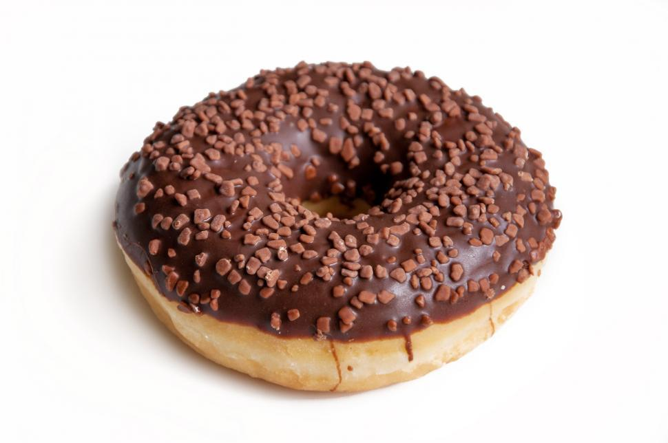 Download Free Stock HD Photo of Donut isolated on white background Online