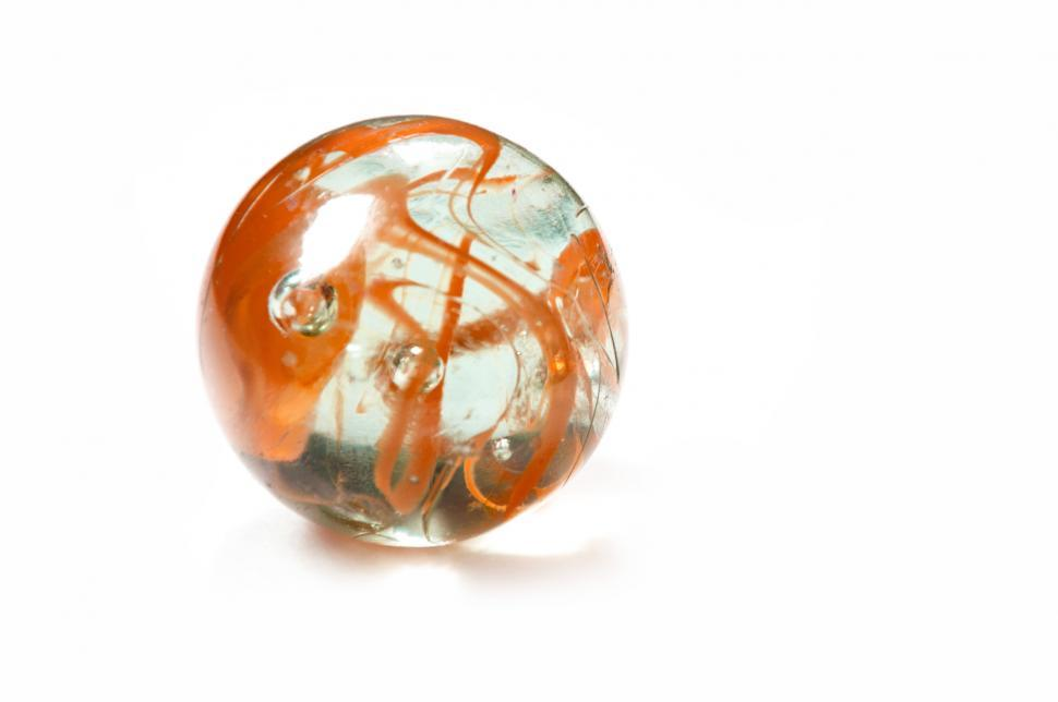 Download Free Stock HD Photo of colourful glass marble balls Online