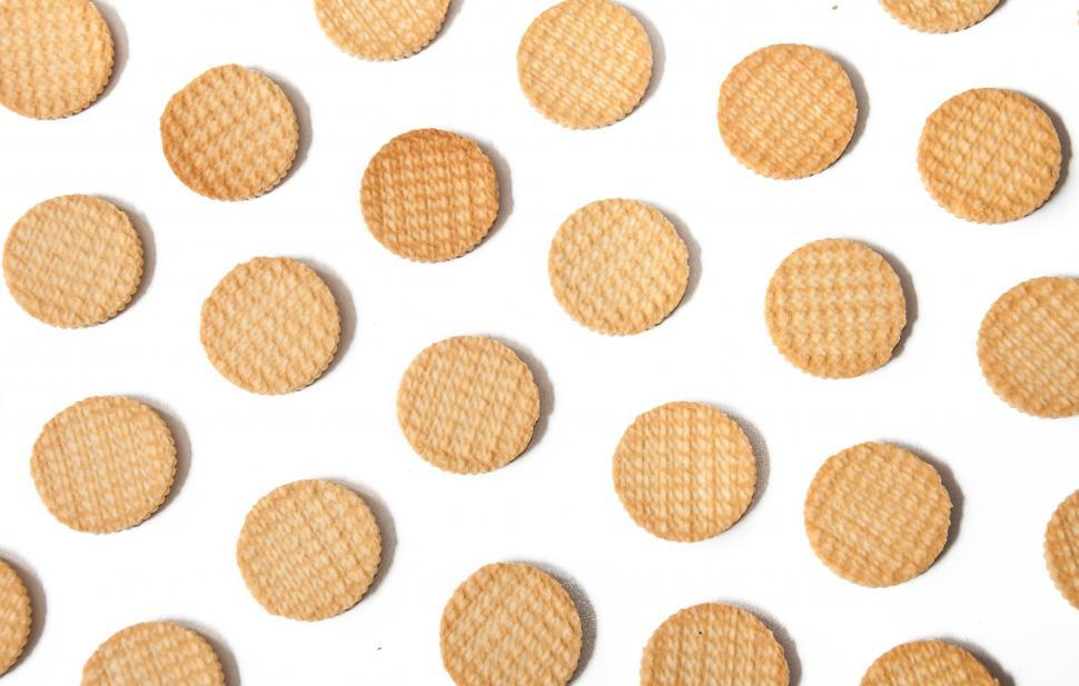 Download Free Stock HD Photo of biscuits cookies pattern background  Online