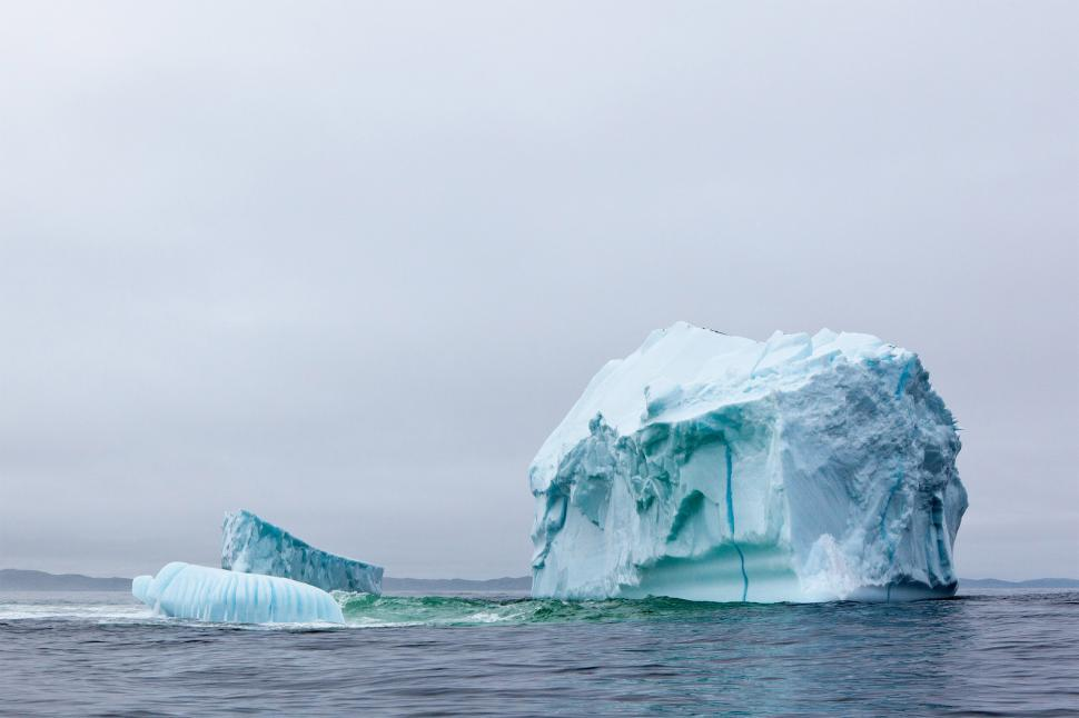 Download Free Stock HD Photo of Large Iceberg Online
