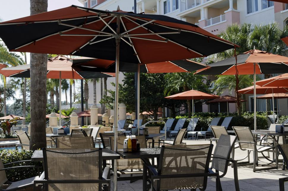 Download Free Stock HD Photo of Resort Restaurant Online