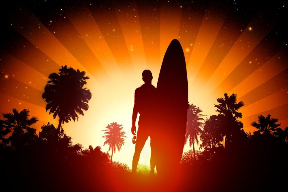 Download Free Stock HD Photo of Surfer - Surfing lifestyle concept Online